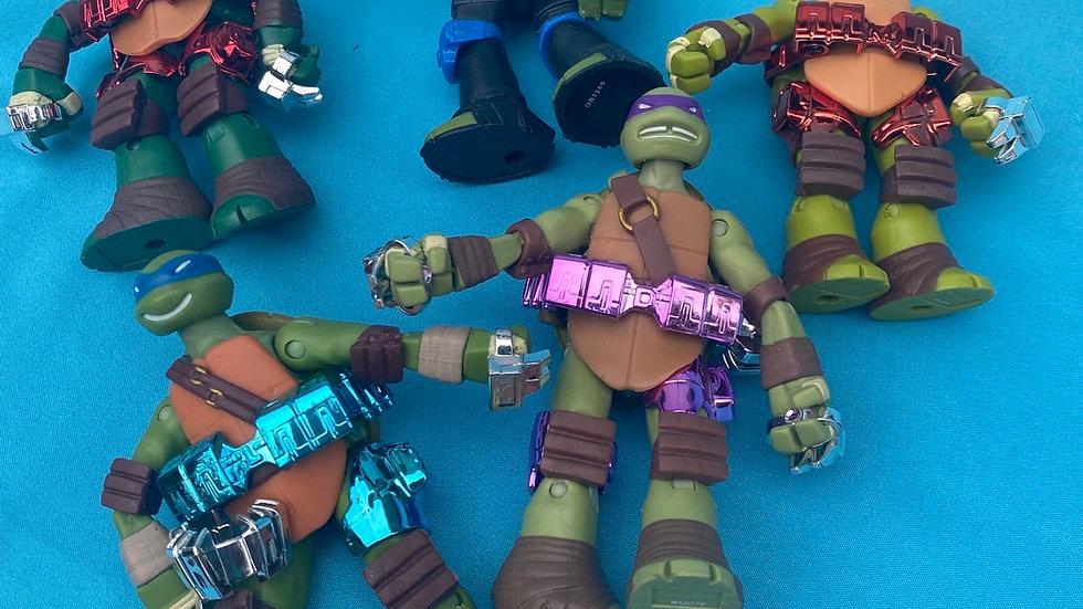 Teenage mutant ninja turtles five pack