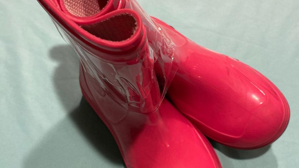 Little kid 9, Rain boots