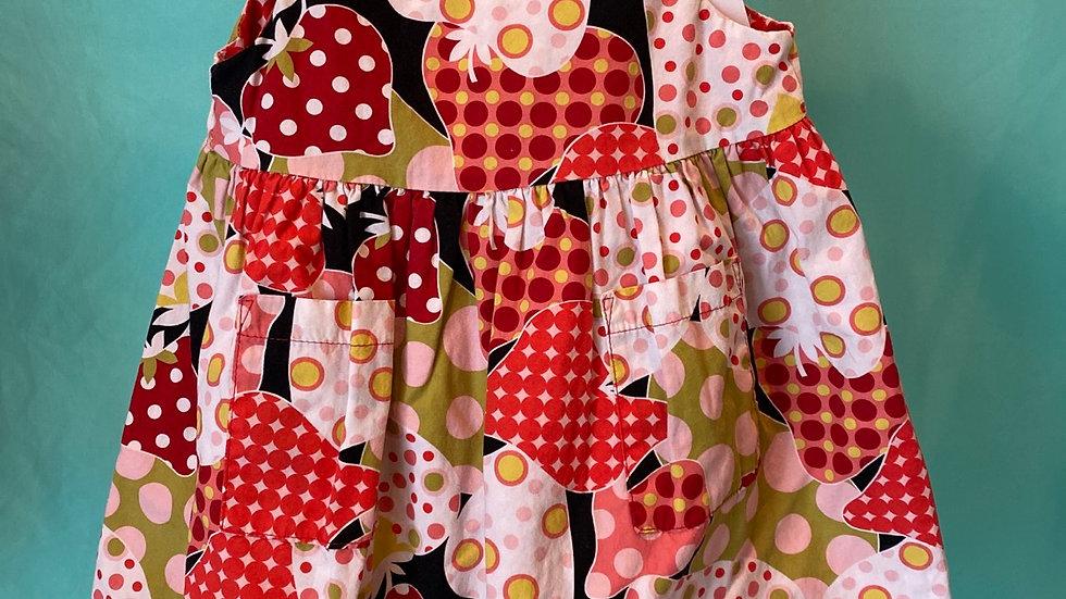 Size 3T Reversible Dress