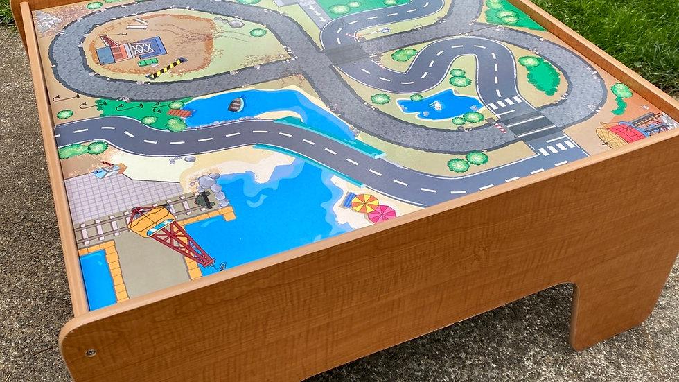 Imaginarium table 3'x3'