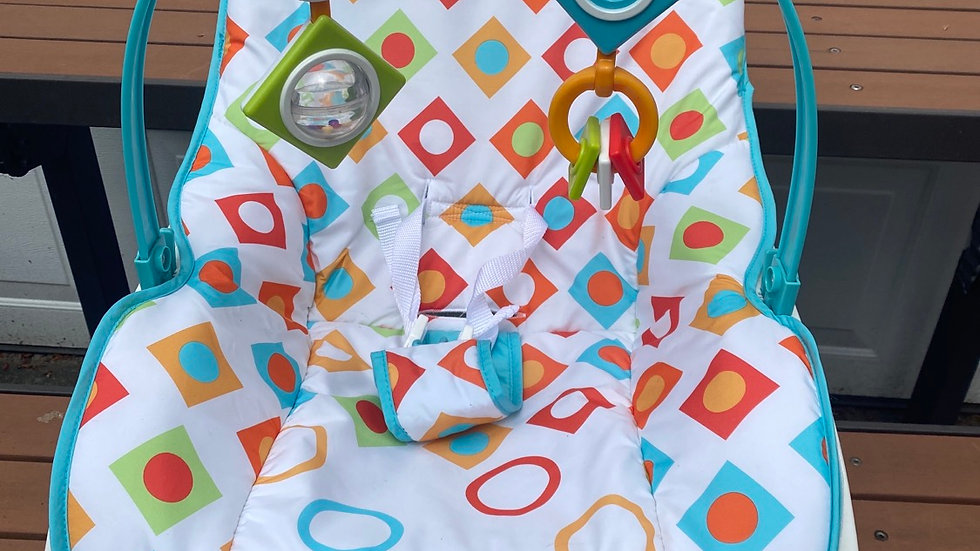 Fisher-Price infant toddler chair