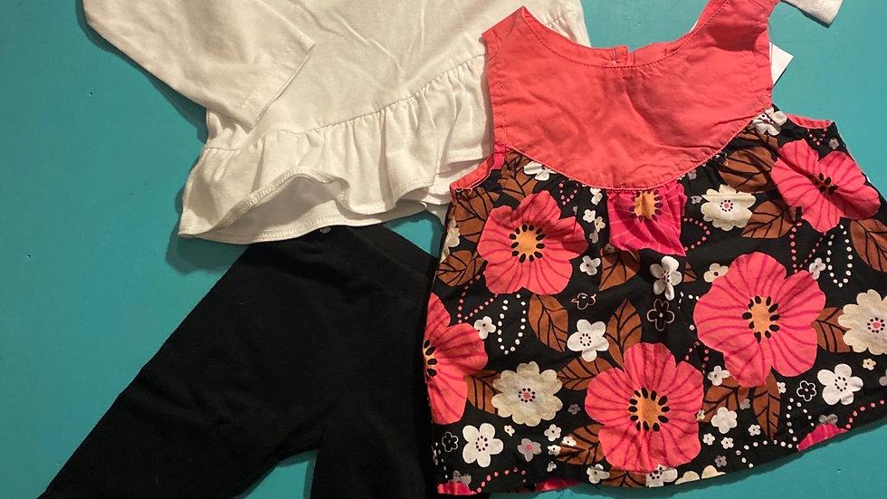 Size 18-24mo, 3 Pieces