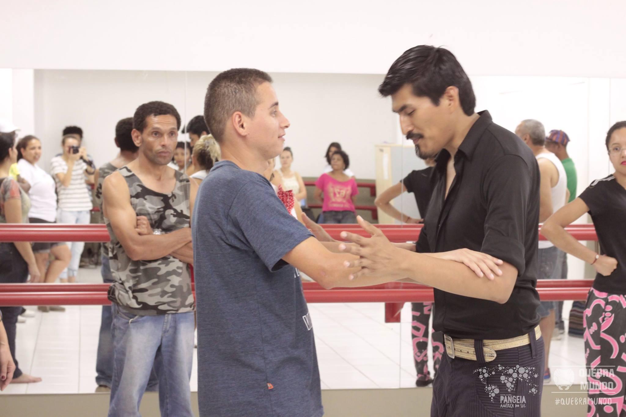 Workshop de Tango (2)