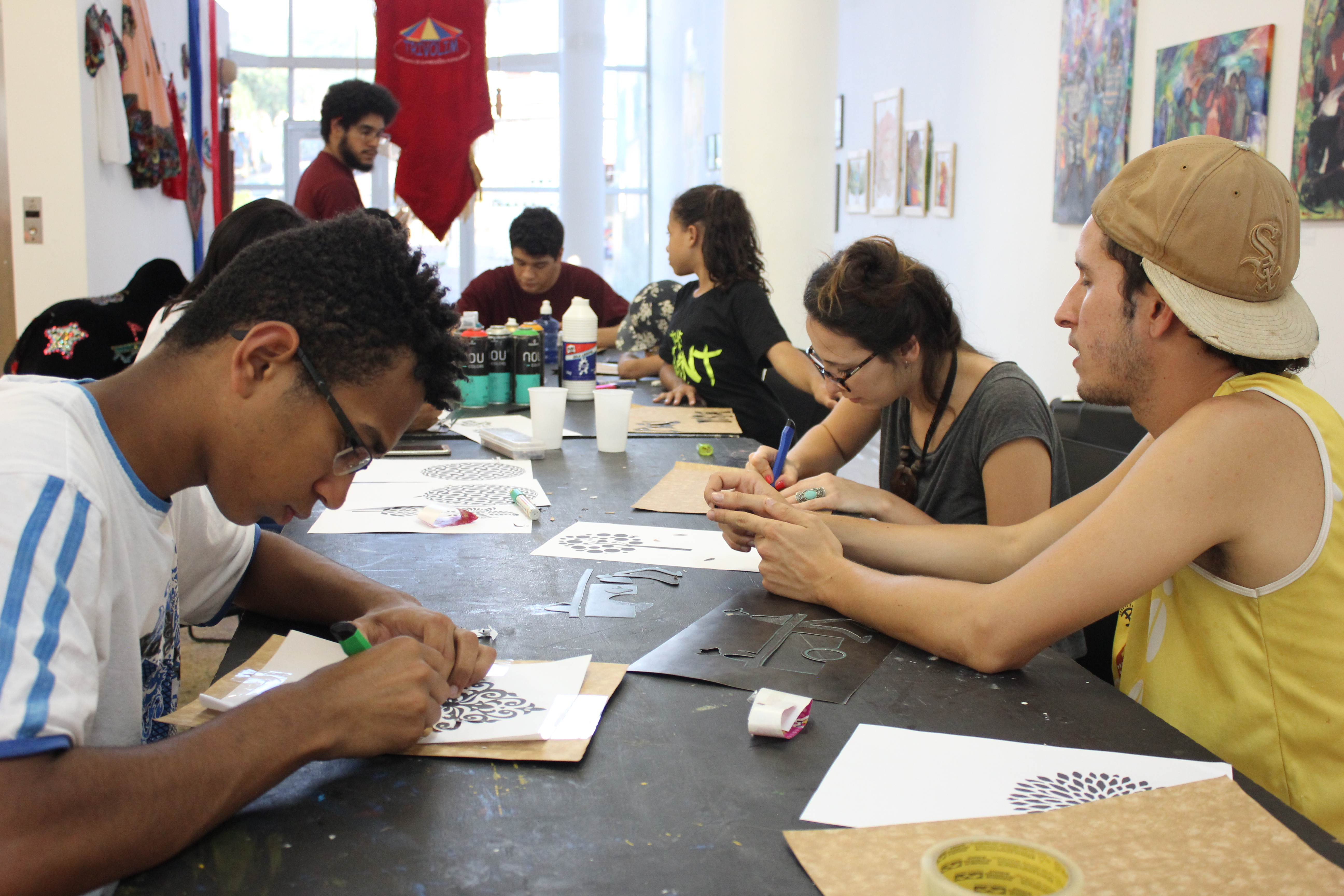 Workshop de Artes Urbanas (1)