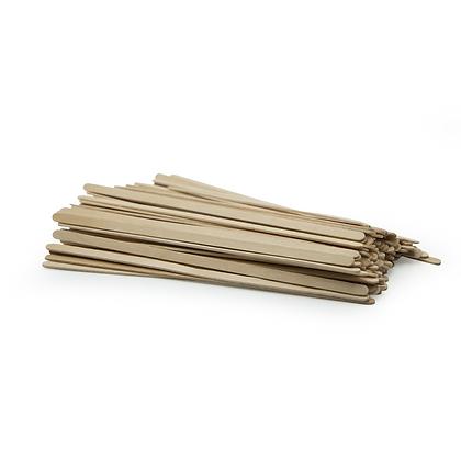 Paquete Removedor Bambu Ecológico 17 cm x 100 Unidades
