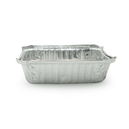 Caja de bandeja de aluminio 1.5lbs x500 unidades