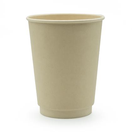 Paquete Vaso 12 Oz Bamboo x 25 Unidades