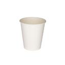 Vaso Papel Blanco 6 oz Bebida Caliente X 50 U