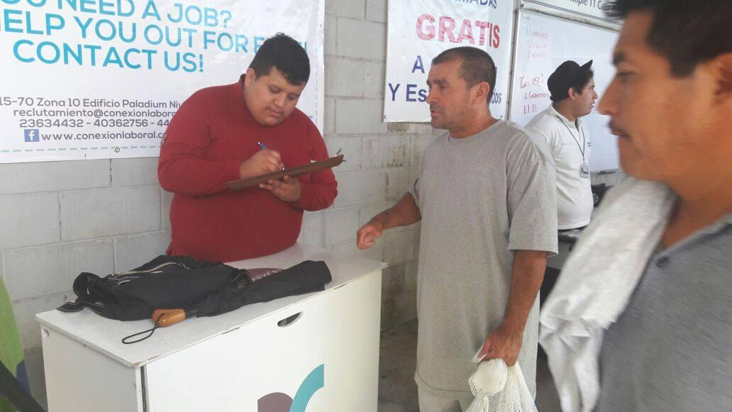 Deportados a Guatemala