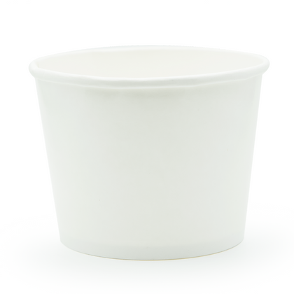 Caja de Sopero de 16 Oz Blanco x 50 Unidades