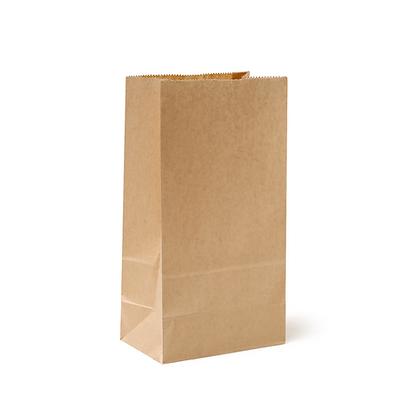 Paquete Bolsa Papel Cafe 8 lbs x 50 Unidades
