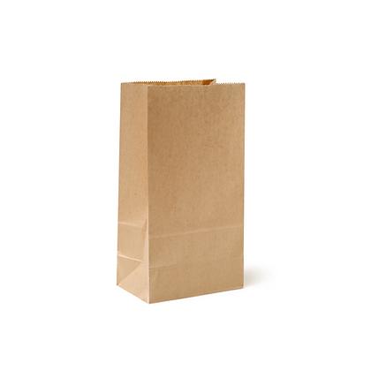 Paquete Bolsa Papel Cafe 6 lbs x 50 Unidades