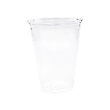 Paquete Vaso Pet 10 Oz Transparente x 50 Unidades