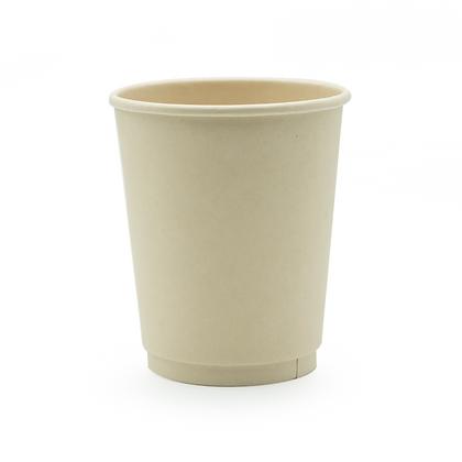 Paquete Vaso 8 Oz Bamboo x 25 Unidades