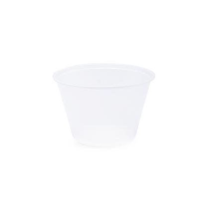 Paquete Vaso Souffle Translucido 2 Oz x 100 Unidades