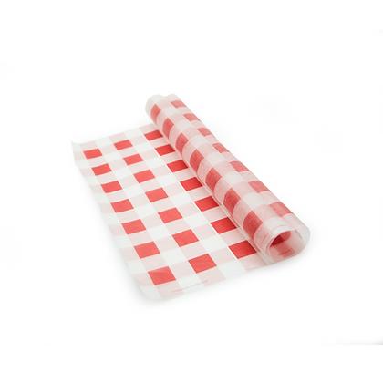 Pliego Sandwich Rojo x 500 Unidades