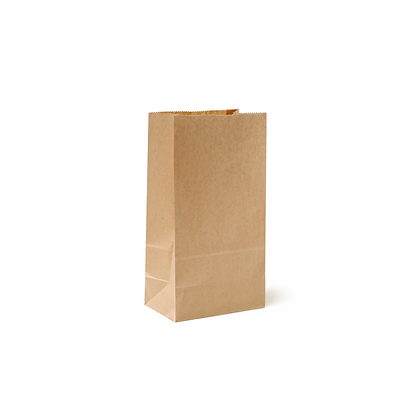Bolsa Papel Cafe 4 lbs x Unidad