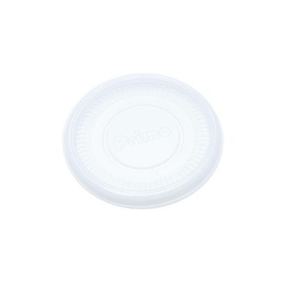 Paquete Tapadera Translucida Vaso Souffle 3 y 4 x 100 Unidades