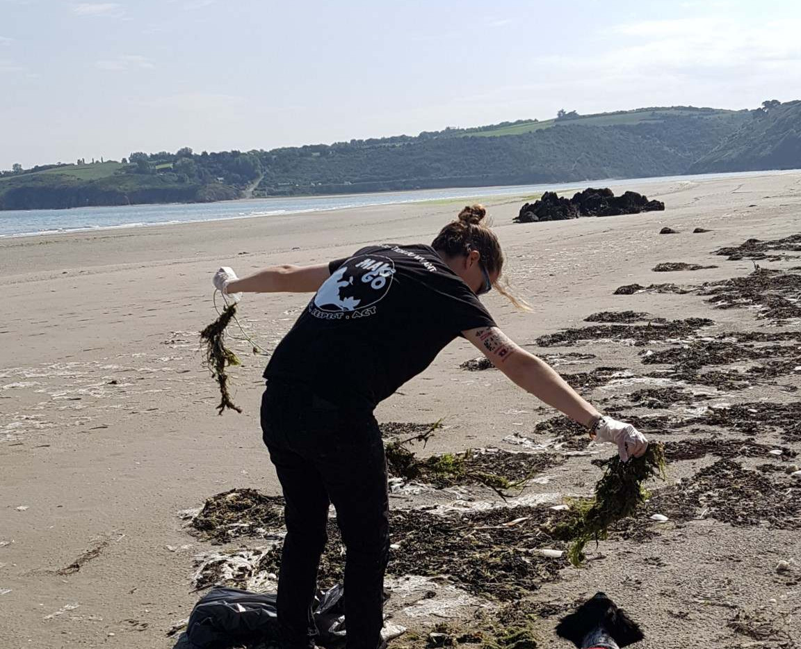 Nettoyage de la plage de Bon Abri (22 Hillion) .jpg