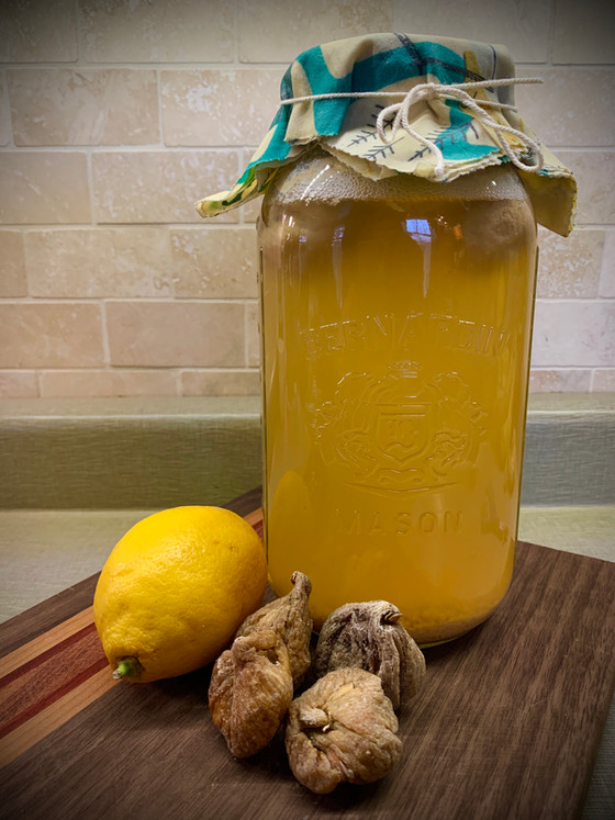 Water Kefir: A Bubbly Probiotic Drink