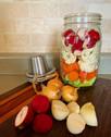 Basic Lacto-fermented Vegetables