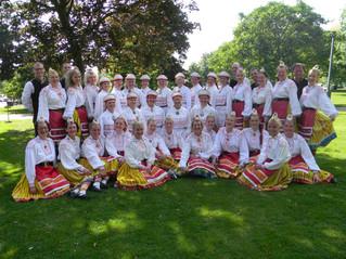 Pääsuke 52. Europeadel Rootsis, Helsingborgis