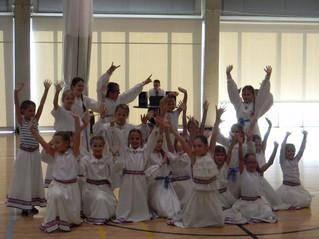 Kevadine tantsukontsert Randvere koolis