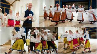 11.08-14.08.2016, Tantsulaager ja kontsert Käina Huvi- ja Kultuurikeskuses