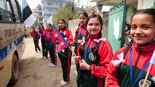 Pääsukese segarühm Nepalist tagasi