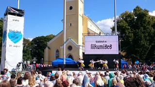 """20.08.2016, Tallinna laulu- ja tantsupäeva kontsert """"Vabadus on tunne"""""""