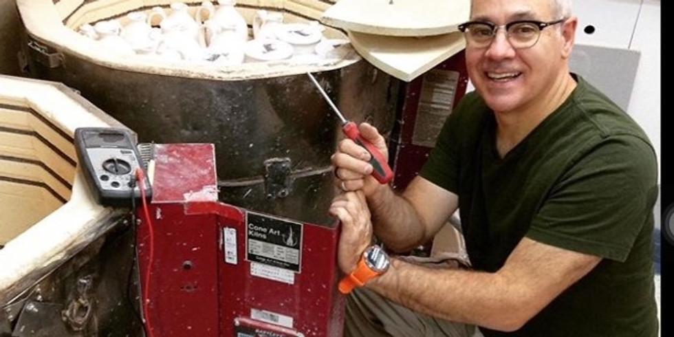Entretien et réparation de fours électriques