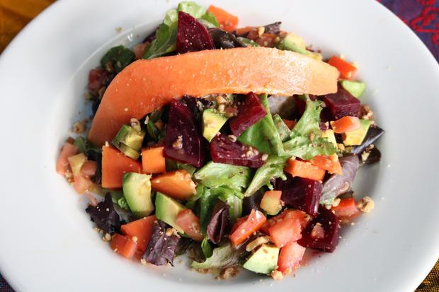 Palm Springs Restaurant Week Beet Salad
