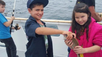 Valley Fishing Club Takes 60 City Kids Fishing in Marina Del Rey