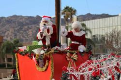 Santa & Mrs. Santa