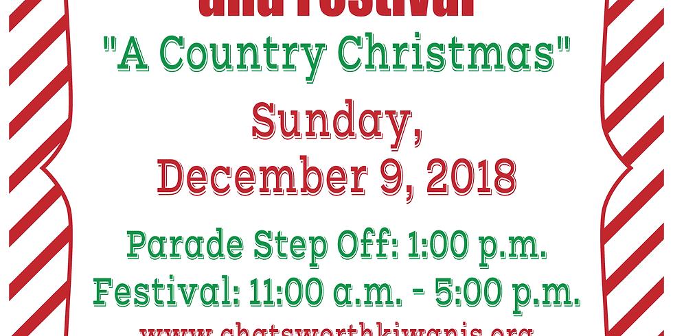 Chatsworth Holiday Parade & Festival_2018