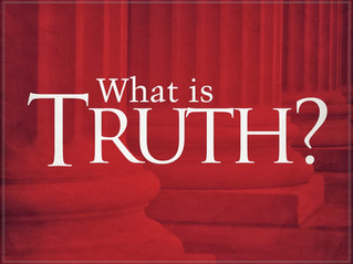 Tip #31: Know the Truth!