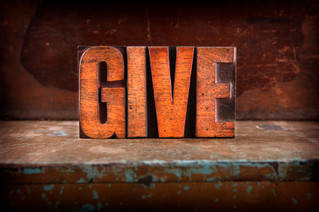 Tip #47F: Be A Giver!