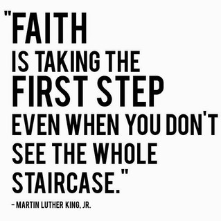 Tip #39H: Have a Little Faith!