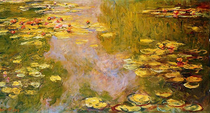 Water-Lily_Pond_1919_Claude_Monet_Metrop
