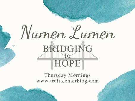 Numen Lumen l Rev. Dr. Janet Fuller l 5/6/2021