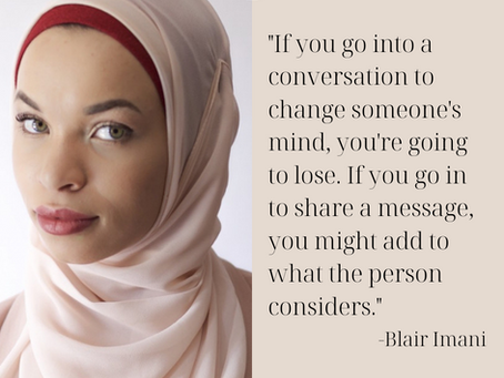 Intersectional Interfaith with Blair Imani