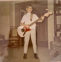 Rick at Young Age