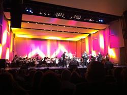 Rick Plays with Symphony
