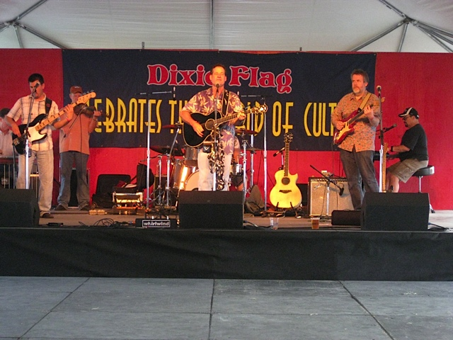 RCB at Texas Folklife Festival 2012