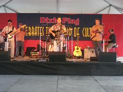 RCB at Texas Folklife Festival 2012