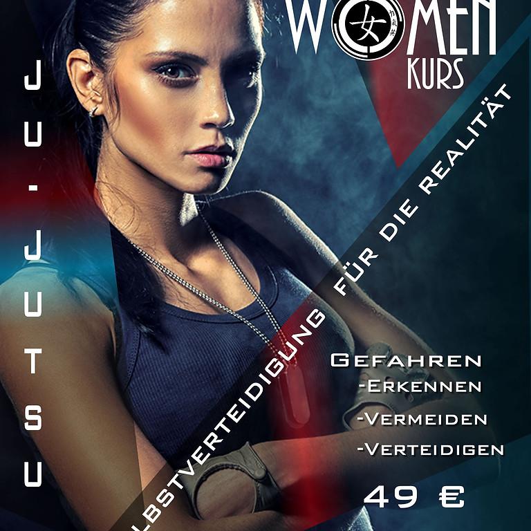 Frauen Selbstverteidigungskurs 14-18 Uhr
