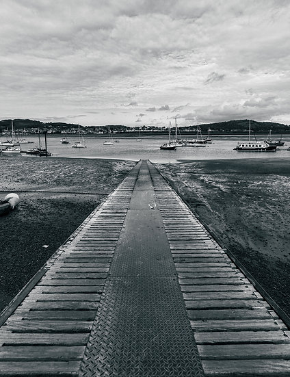 The Boat Launch Conwy Quay
