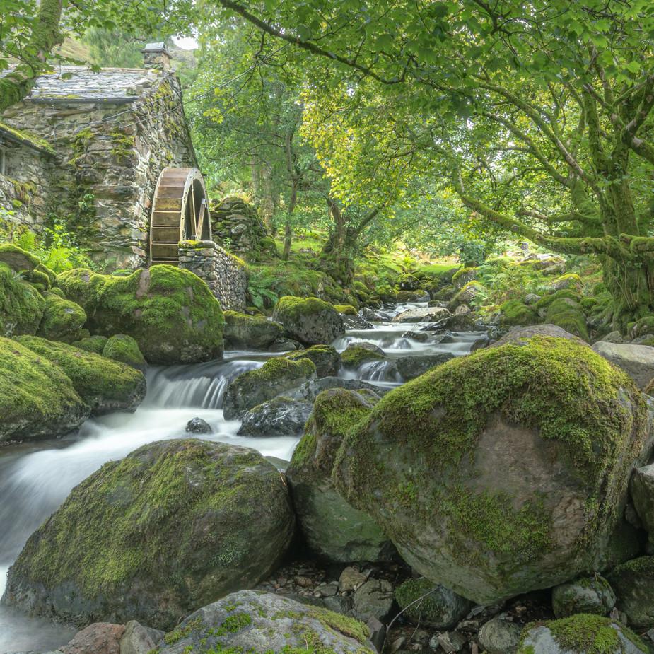 Borrowdale Graphite Mill 2
