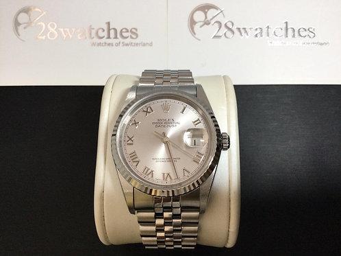 Pre-Owned Rolex Datejust 16234 二手,淨錶  - 銅鑼灣店