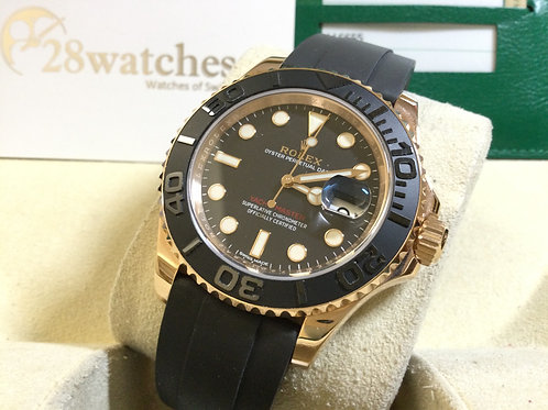 Pre-Owned Rolex Yacht-Master 40 116655 二手  - 銅鑼灣店